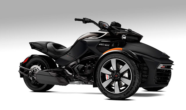 Can-Am Spyder F3S 2018