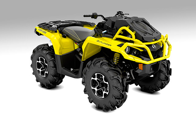 Can-am Outlander 570 XMR 2019