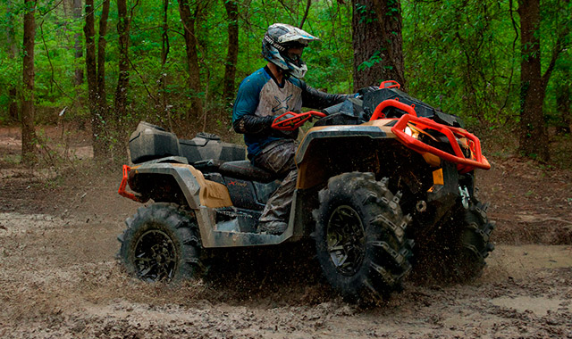 Can-Am Outlander 1000 XMR