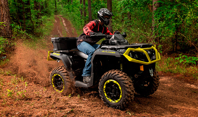 Can-Am Outlander 1000 XTP