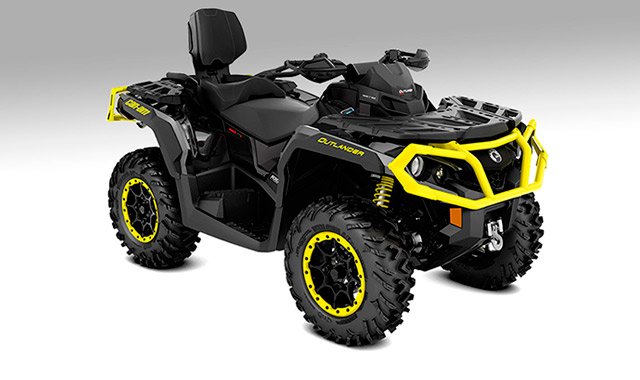 Can-Am Outlander 1000 Max XTP 2019