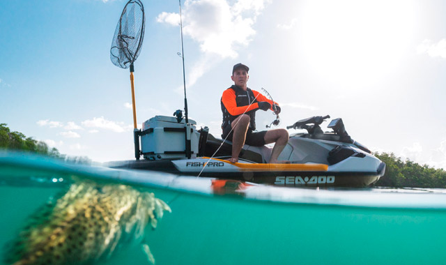 SeaDoo Fish Pro 2019