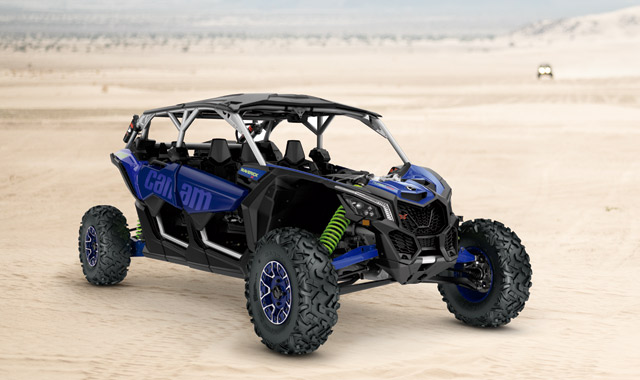Maverick X3 Max Xrs Turbo RR