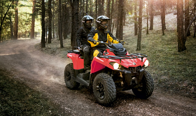 Can-Am Outlander Max 570 HO 2020