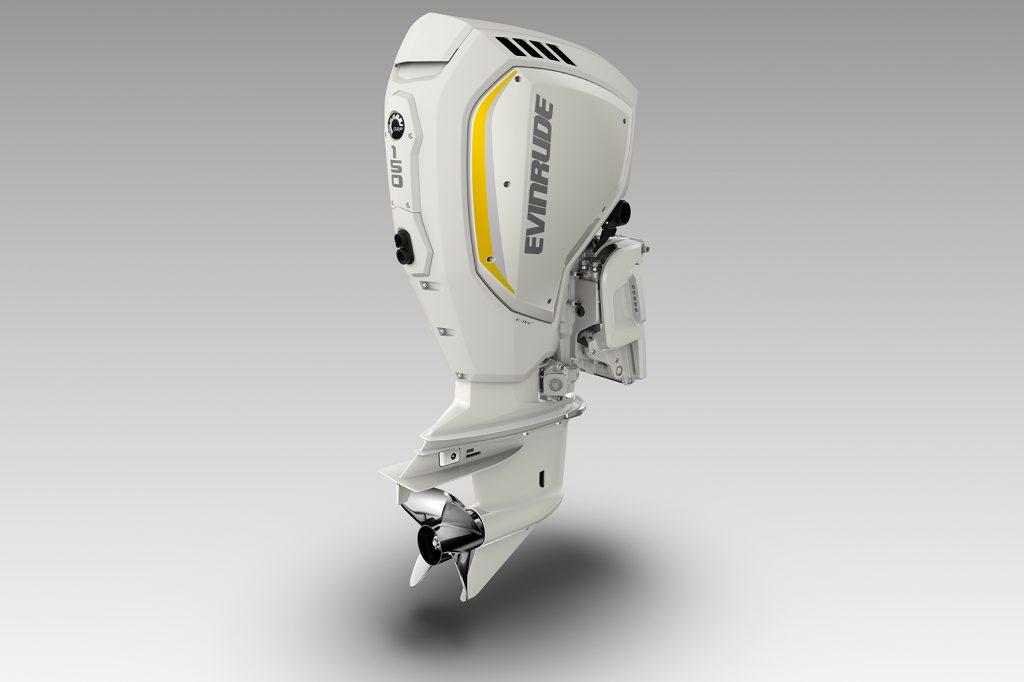 Evinrude lança motores de popa E-TEC G2 de três cilindros