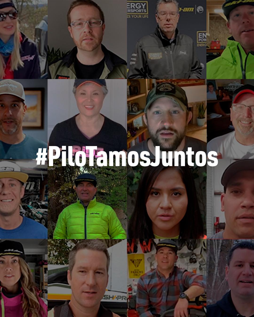BRP - PILOTAMOS JUNTOS