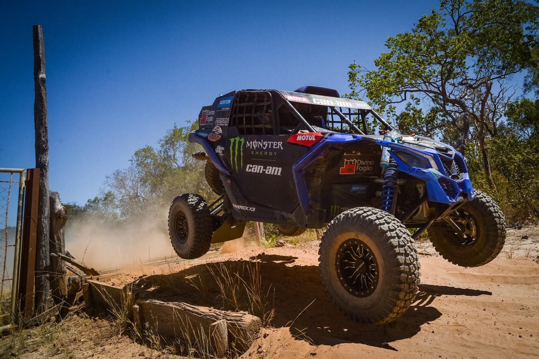 Can-Am domina Rally Jalapão 2020 com Maverick X3
